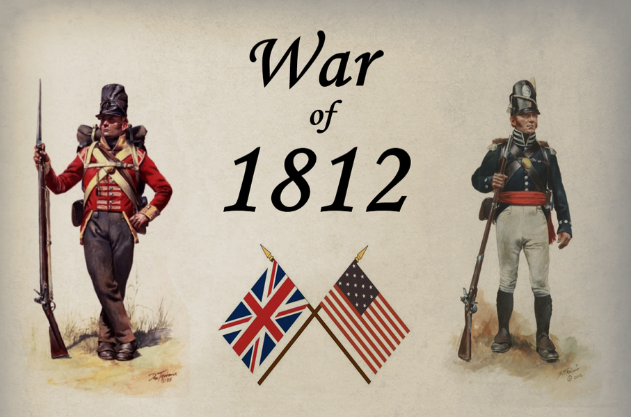 the events and battles in the war of 1812